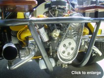 Customized VW 1600 trike engine (Photo 3)